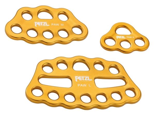 Petzl Paw Gold