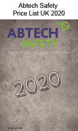 Abtech Safety Price List 2020