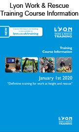 Lyon Work and Rescue Training Course Information