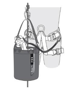 Genius Bucket Bag Diagram
