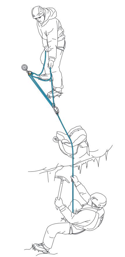 Crevasse Diagram