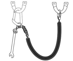 Beal Air Leash