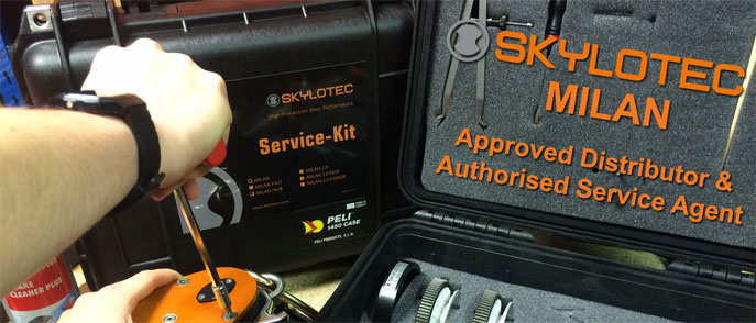 Skylotec Milan Servicing UK